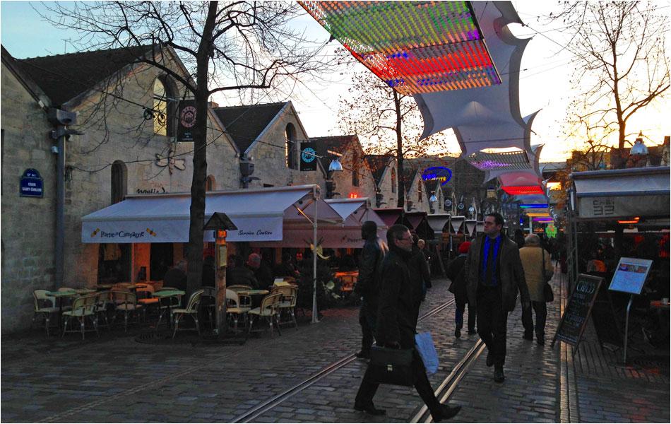 Bercy Parijs