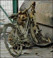 fiets Canal St.-Martin Parijs