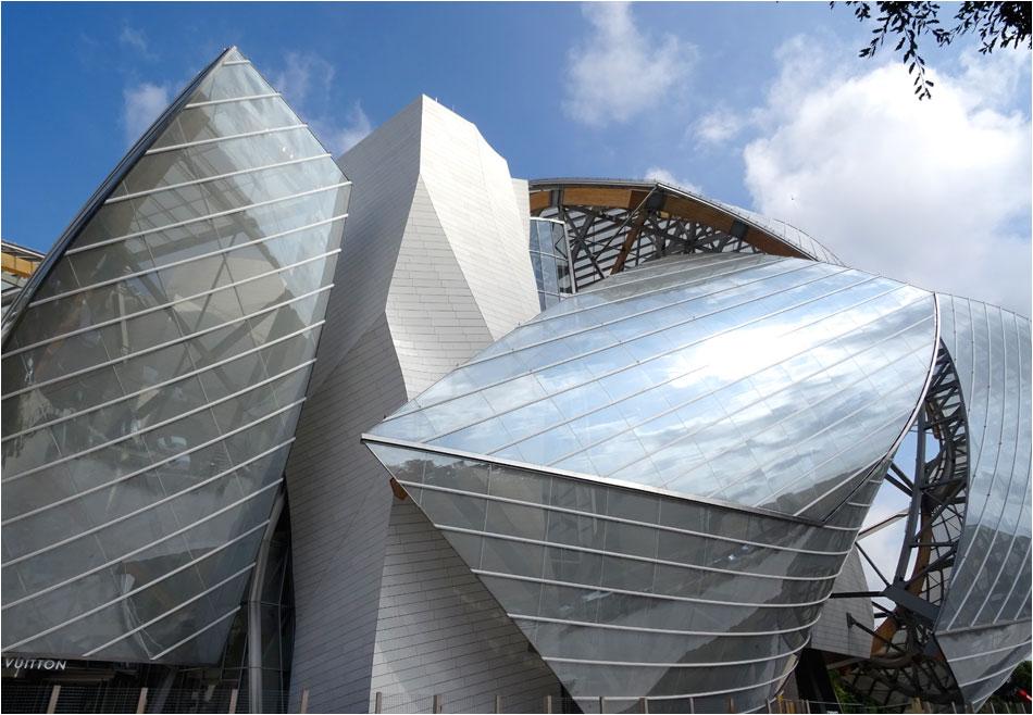 Foundation Lois Vuitton Parijs