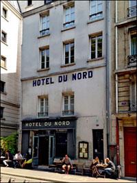 parijsmijnstad - Hotel du Nord Parijs