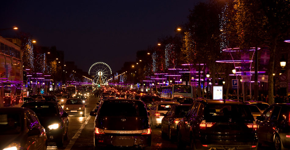 Kerst in Parijs - parijsmijnstad