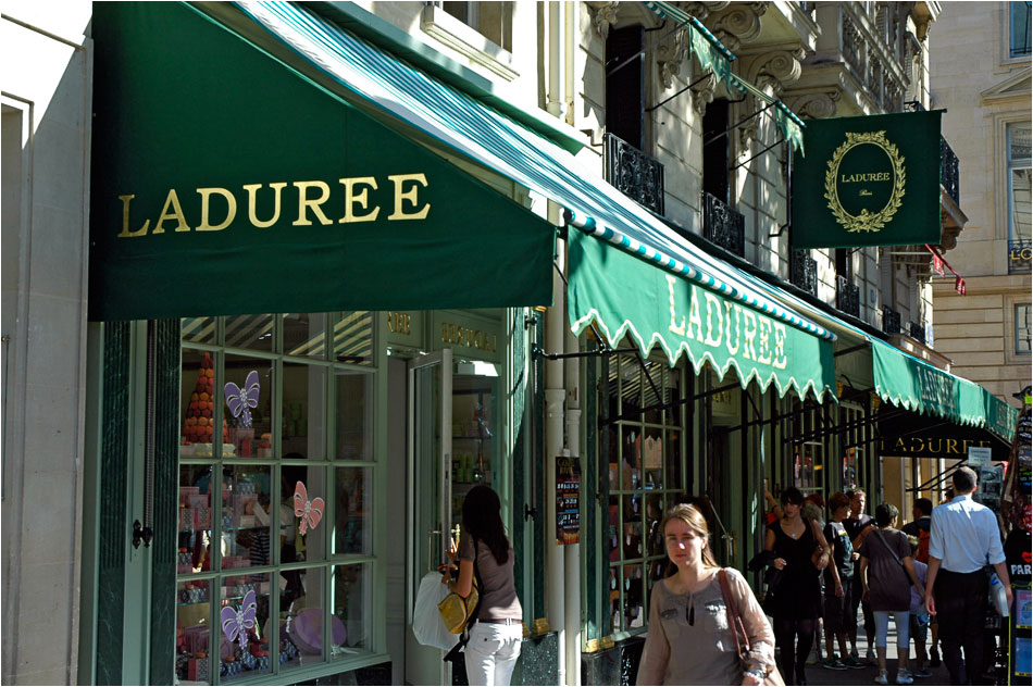 Laduree Parijs