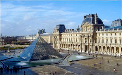 parijsmijnstad - Louvre Parijs
