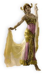 parijsmijnstad - Mata Hari