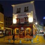 Le Consulat Montmartre Parijs