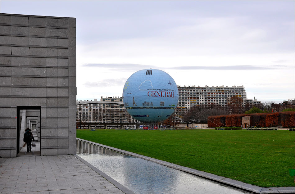 Parc André Citroën Parijs