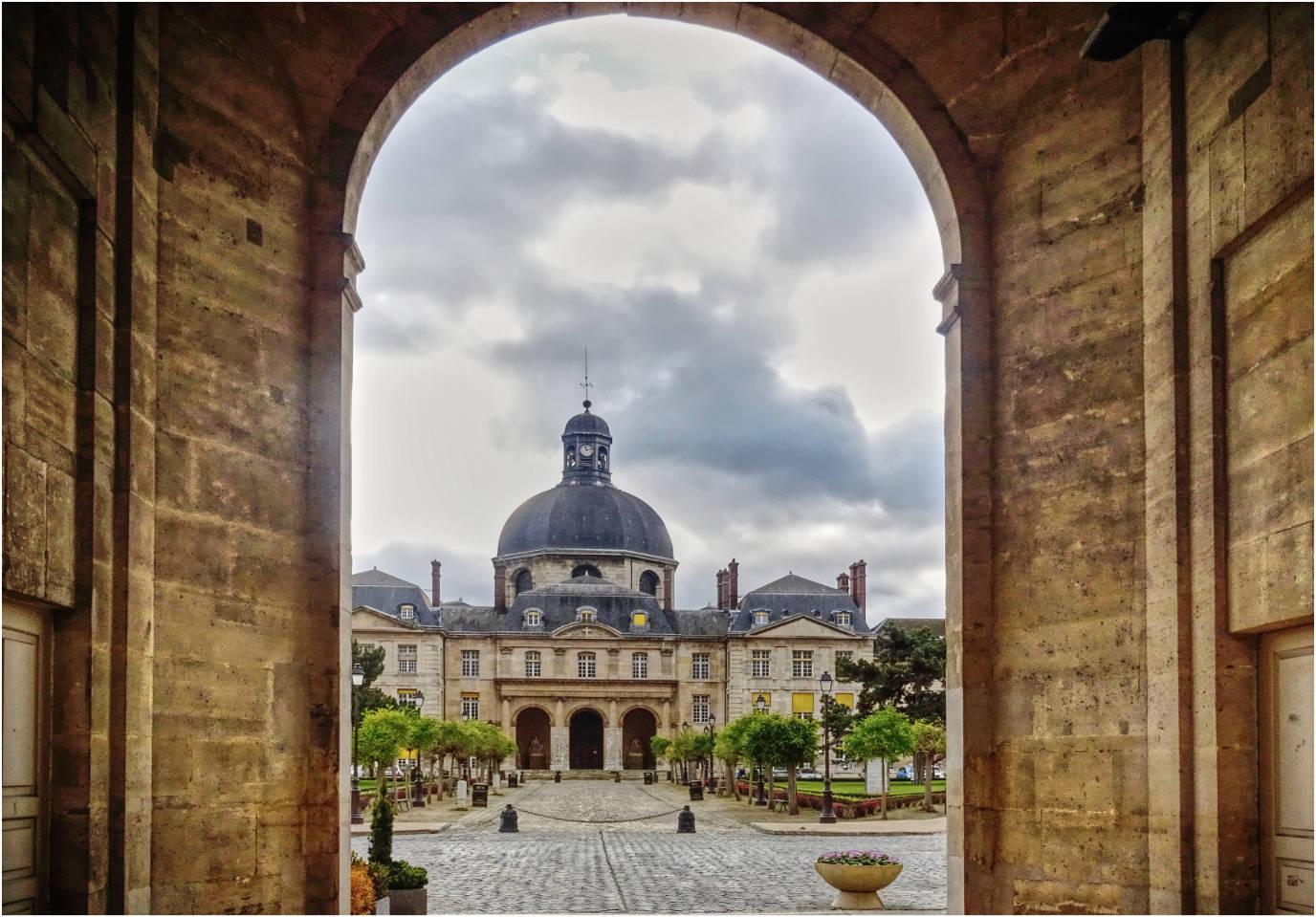 Hopital Salpétrière Parijs