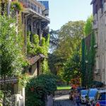 Square Montsouris Parijs
