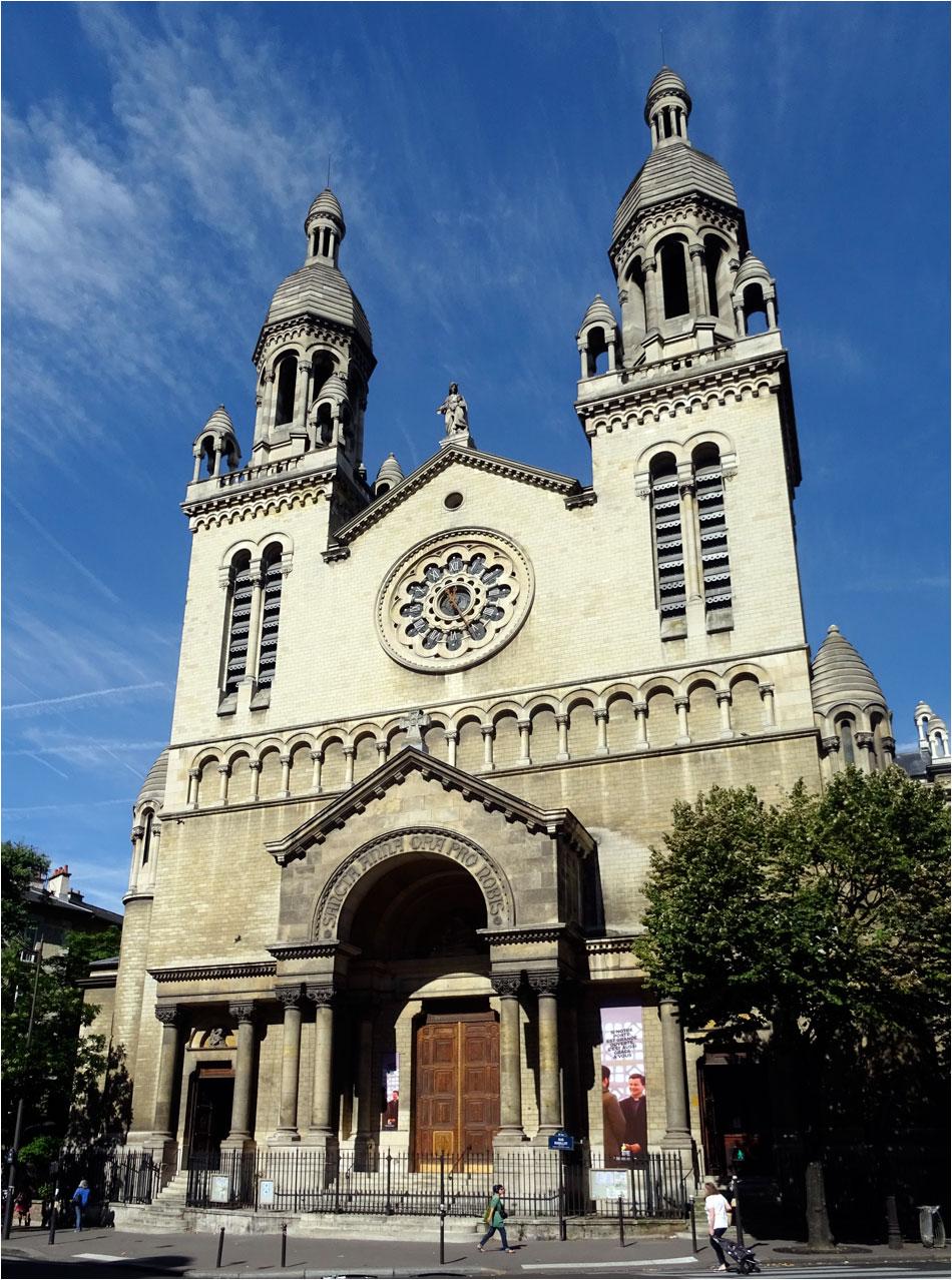 St.-Anne aux Cailles Parijs