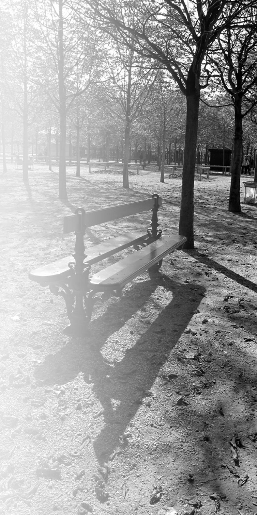 parken van Parijs