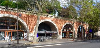 parijsmijnstad - Viaduc des Arts - Promenade Plantée