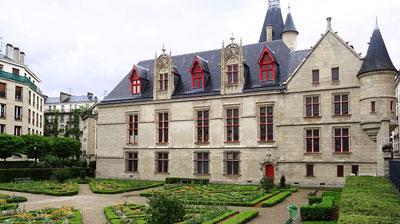 parijsmijnstad - Hôtel de Sens Parijs