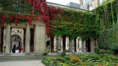 Hotel Carnavelet Parijs