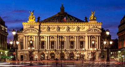 parijsmijnstad - Opéra Ganier Parijs