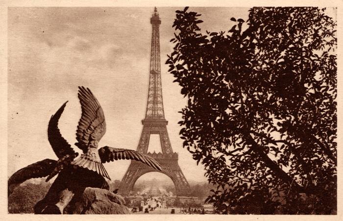 parijsmijnstad - Eiffeltoren - 1931