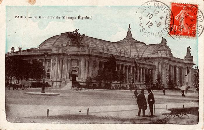 parijsmijnstad - Grand Palais - 1912