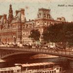 parijsmijnstad - Hotel de Ville - 1912