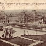 parijsmijnstad - Louvre - 1924