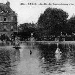 parijsmijnstad - Palais Luxembourg - 1933