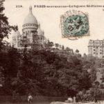 parijsmijnstad - Montmartre - 1907