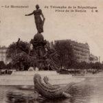 parijsmijnstad - Place de la Nation - 1909