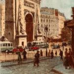 parijsmijnstad - Port de Saint Denis - 1919