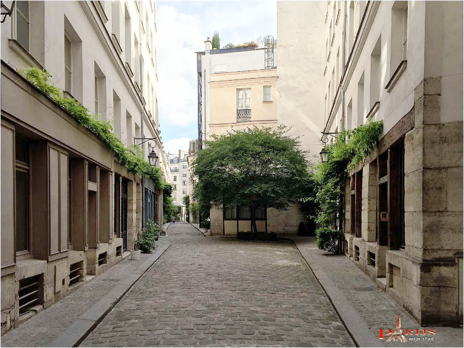 Cour Damoye Parijs