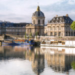 Pont des Arts - Institut de France - Parijs